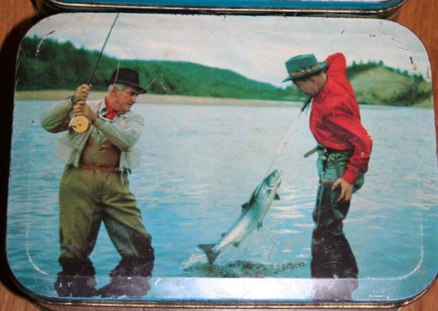 jakt fiske blad